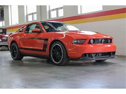 Picture of 2012 Ford Mustang located in Montreal Quebec - JAP2