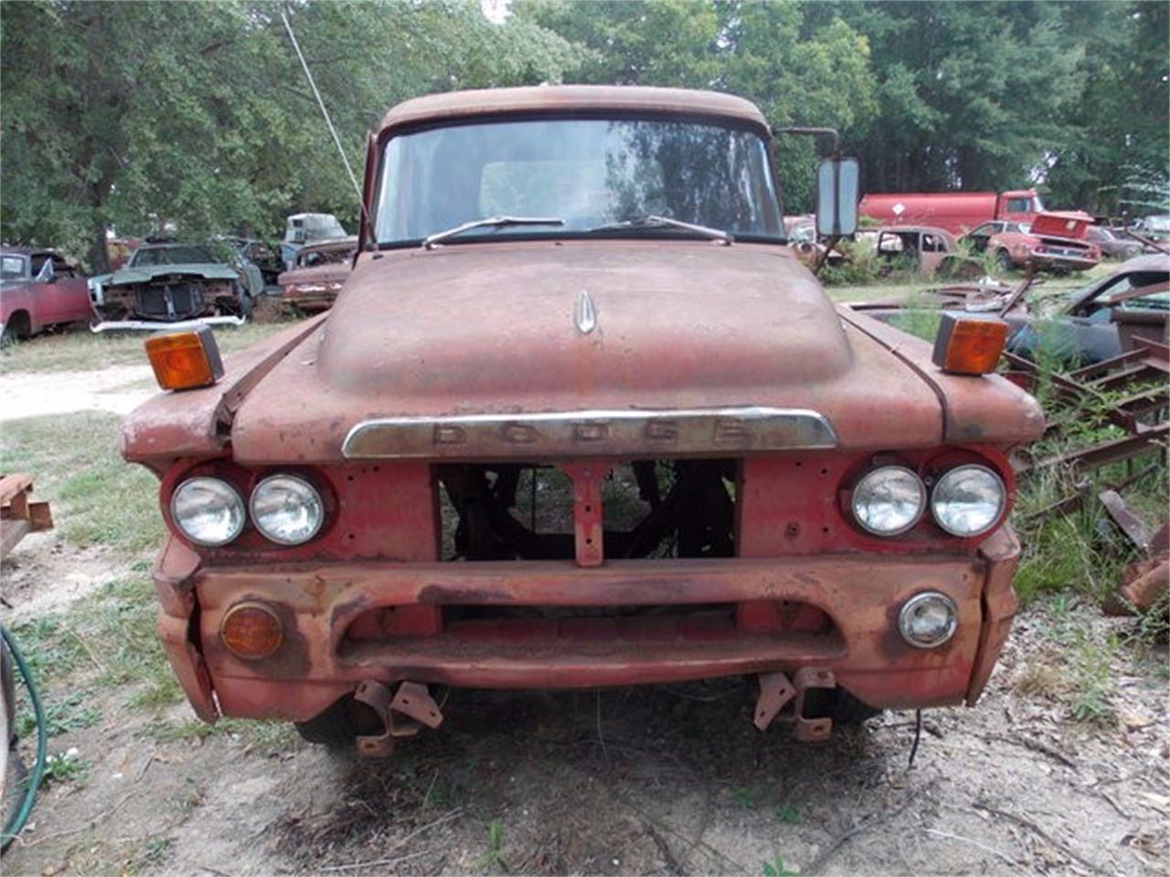 Large Picture of '58 Pickup - $2,500.00 Offered by Classic Cars of South Carolina - JCYM