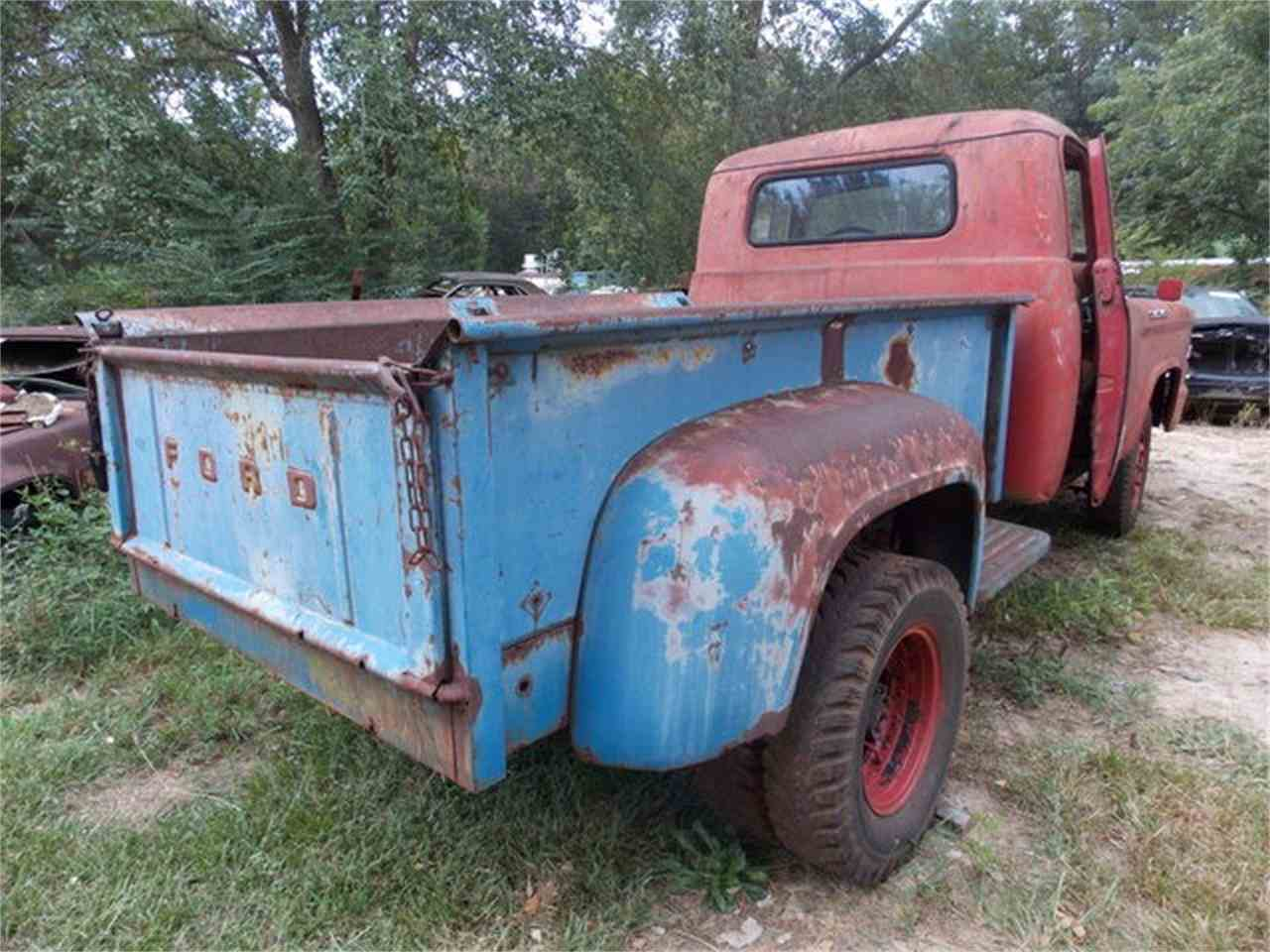 Large Picture of '58 Pickup - JCYM