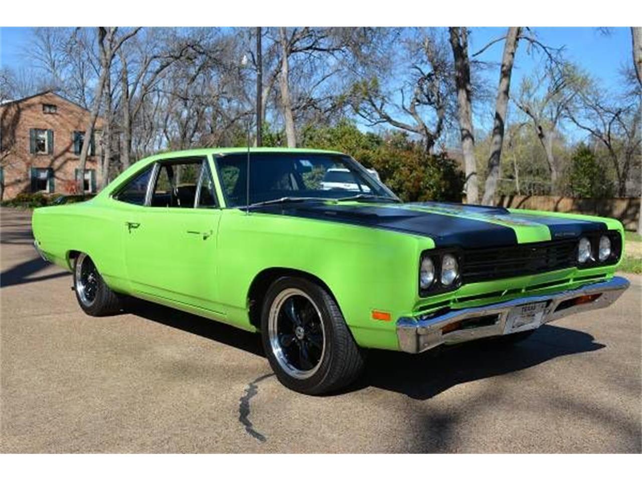 Large Picture of Classic '69 Plymouth Road Runner - JCZ9