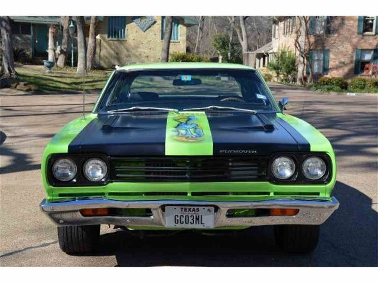 Large Picture of Classic 1969 Plymouth Road Runner - $45,495.00 Offered by Classic Car Deals - JCZ9