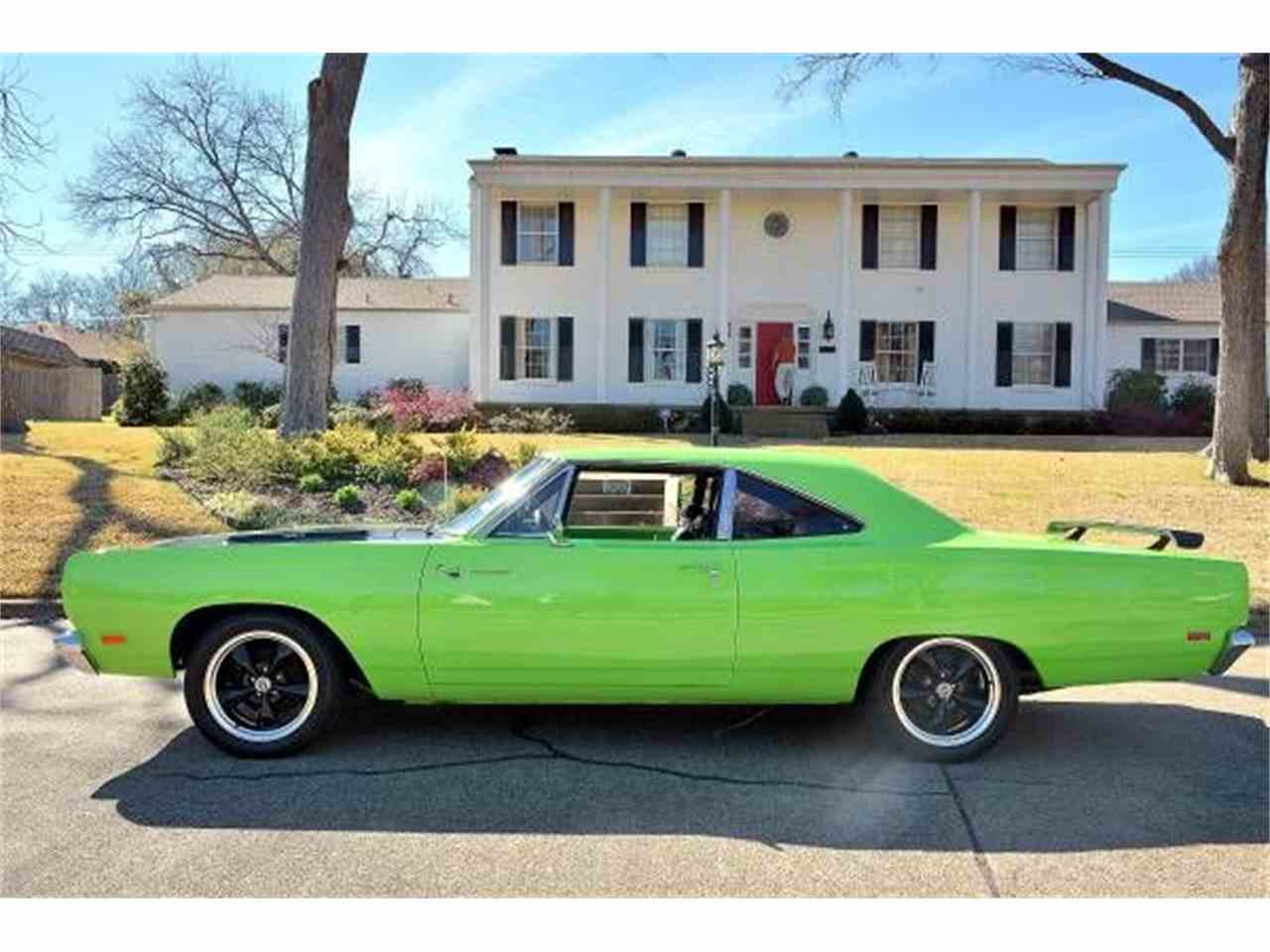 Large Picture of 1969 Plymouth Road Runner Offered by Classic Car Deals - JCZ9
