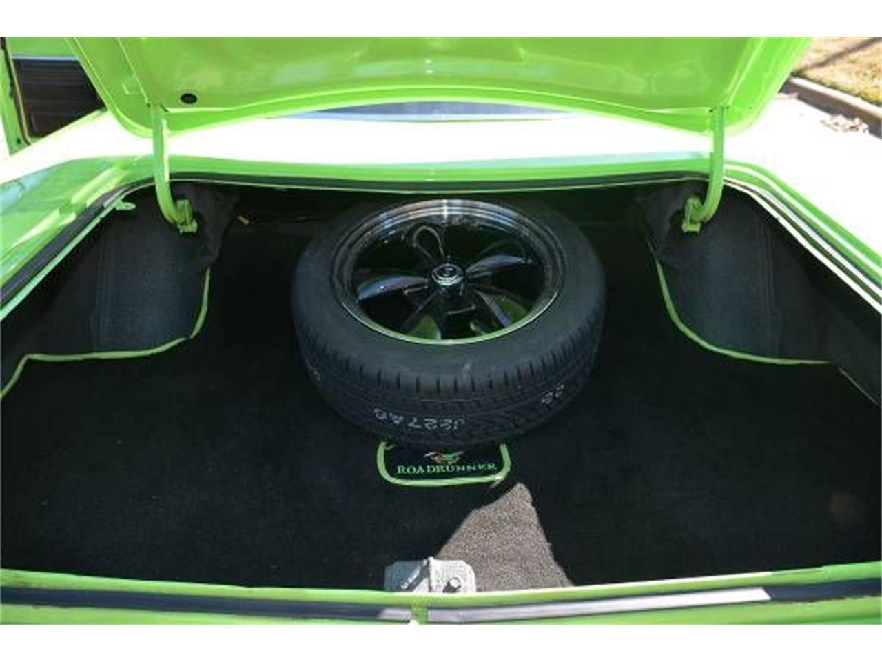 Large Picture of '69 Plymouth Road Runner located in Michigan Offered by Classic Car Deals - JCZ9