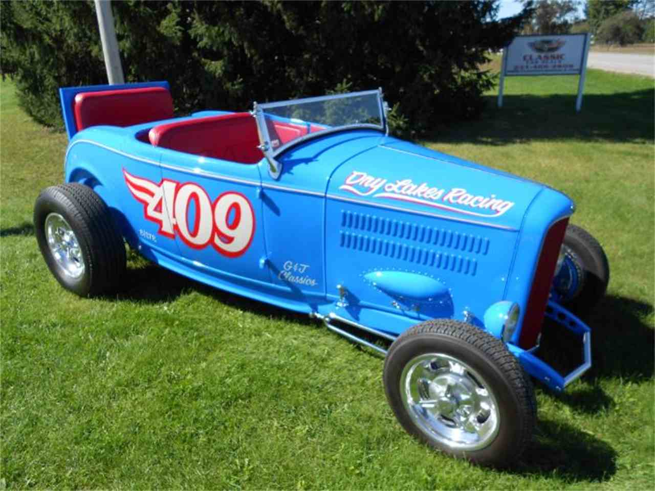 Large Picture of Classic 1932 Ford Roadster located in Michigan - JCZB