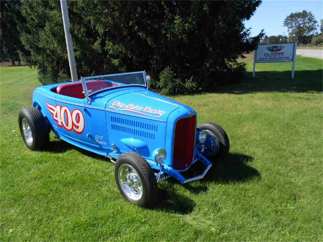 Large Picture of Classic '32 Ford Roadster Offered by Classic Car Deals - JCZB