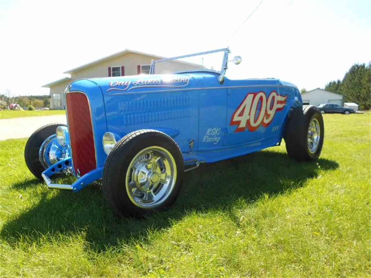 Large Picture of '32 Ford Roadster Offered by Classic Car Deals - JCZB