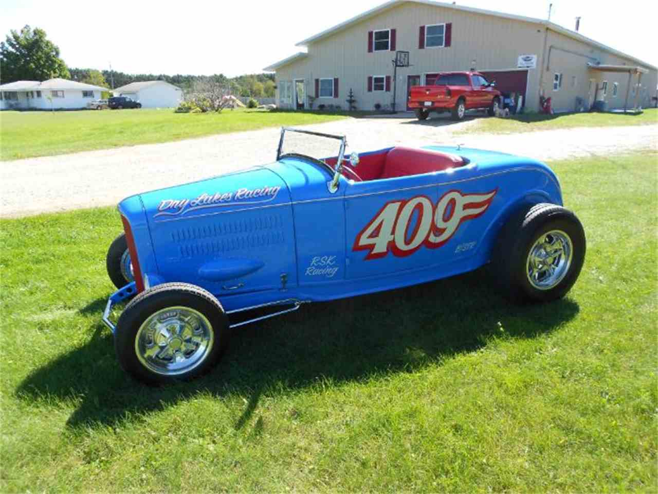 Large Picture of Classic 1932 Roadster - $69,900.00 Offered by Classic Car Deals - JCZB
