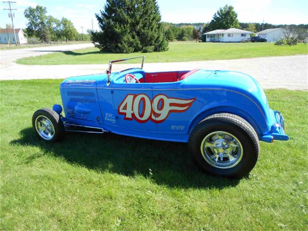 Large Picture of '32 Ford Roadster located in Michigan - $69,900.00 Offered by Classic Car Deals - JCZB