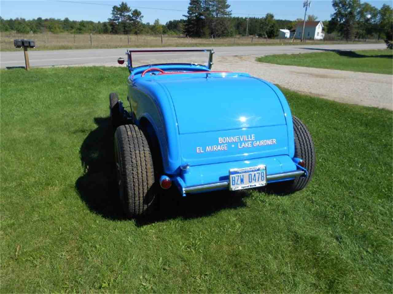 Large Picture of '32 Roadster located in Cadillac Michigan - $69,900.00 Offered by Classic Car Deals - JCZB