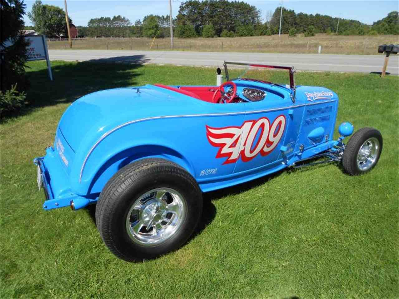 Large Picture of 1932 Ford Roadster located in Michigan - $69,900.00 - JCZB