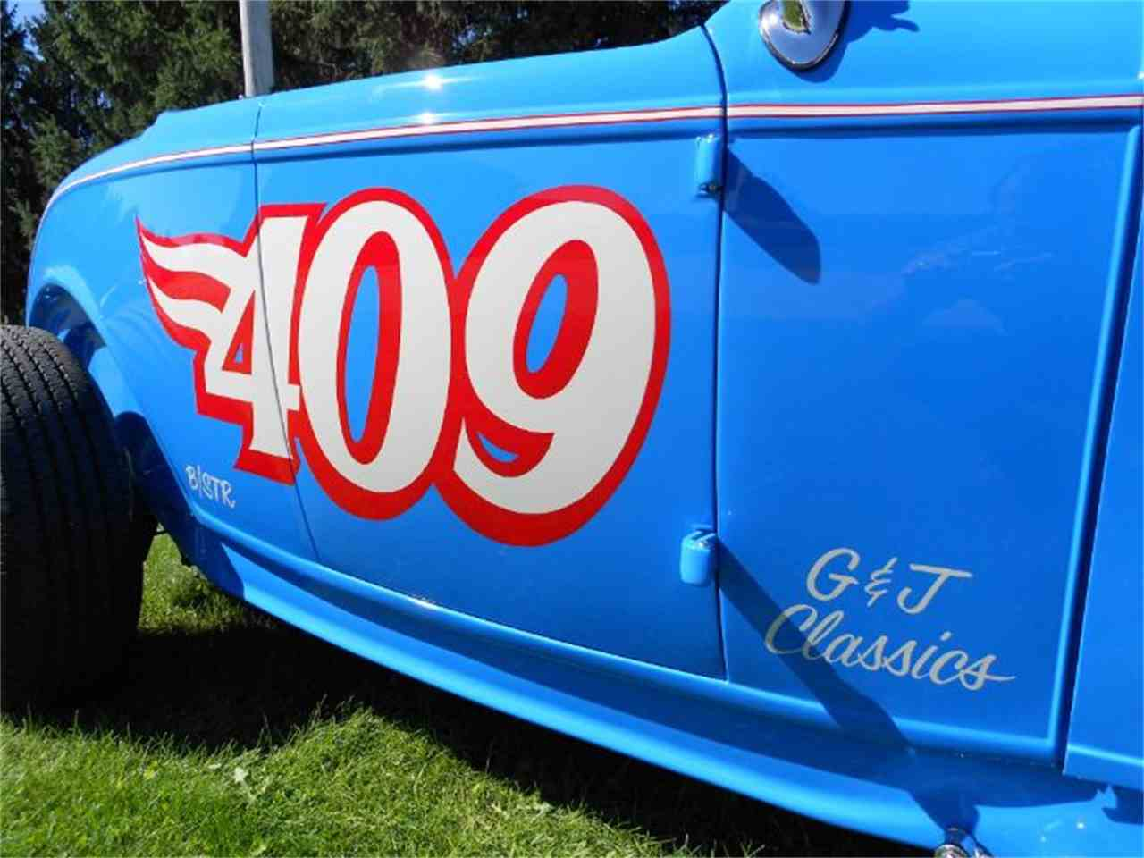 Large Picture of 1932 Roadster located in Cadillac Michigan - $69,900.00 Offered by Classic Car Deals - JCZB