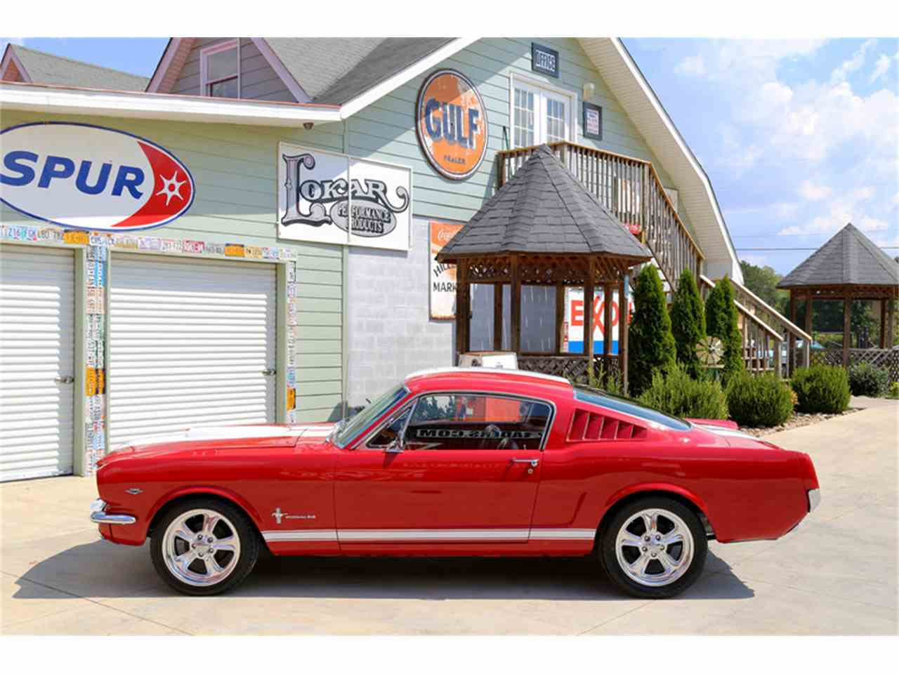 Large Picture of '66 Mustang - JCZV
