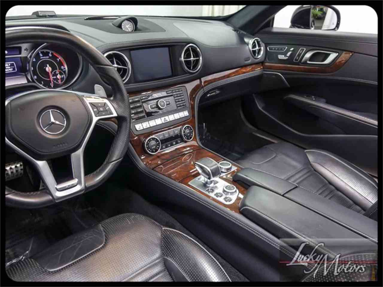 Large Picture of '13 SL-Class - JD18