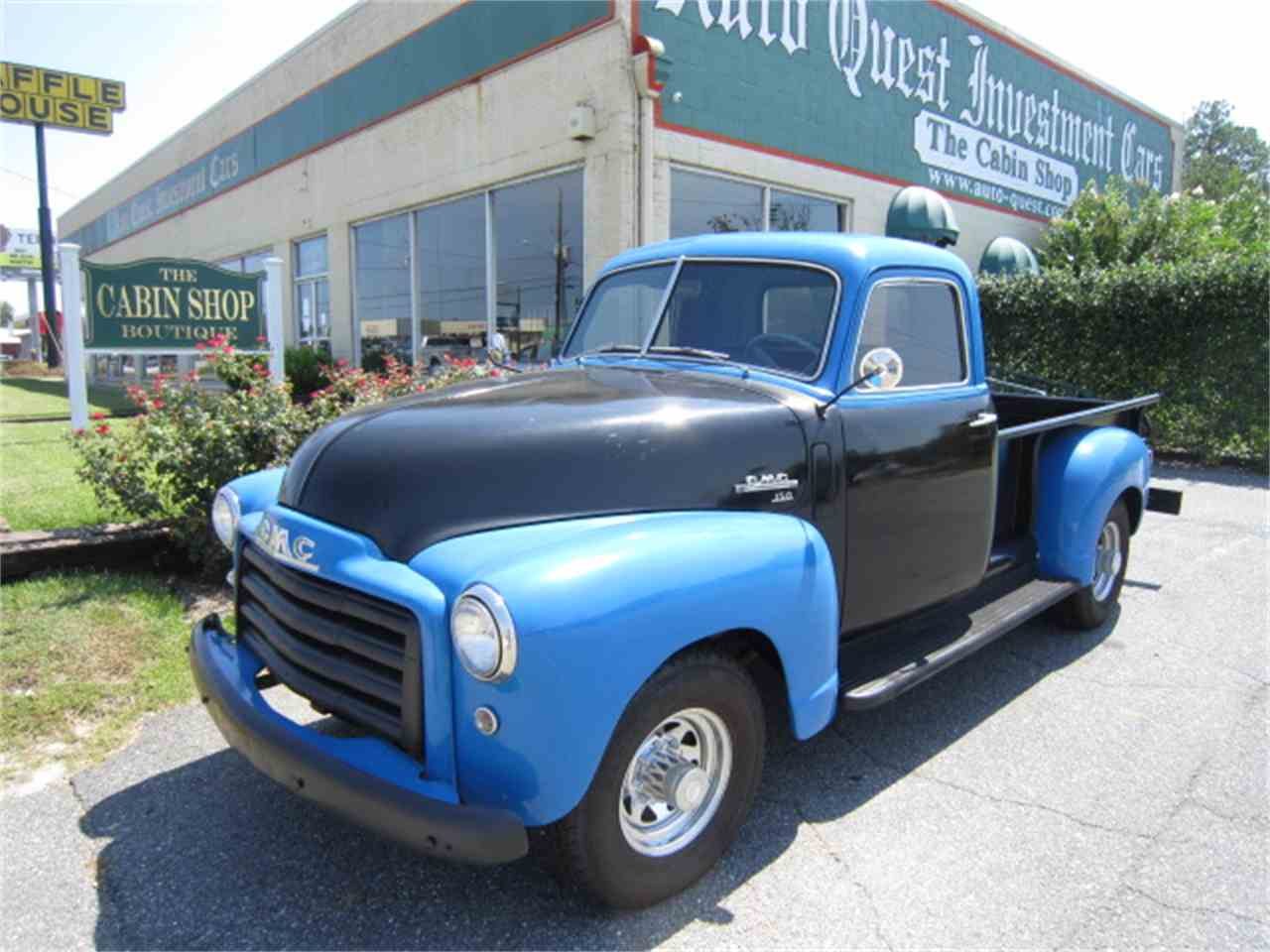 Large Picture of '49 150 Pickup 3/4 ton - JD27