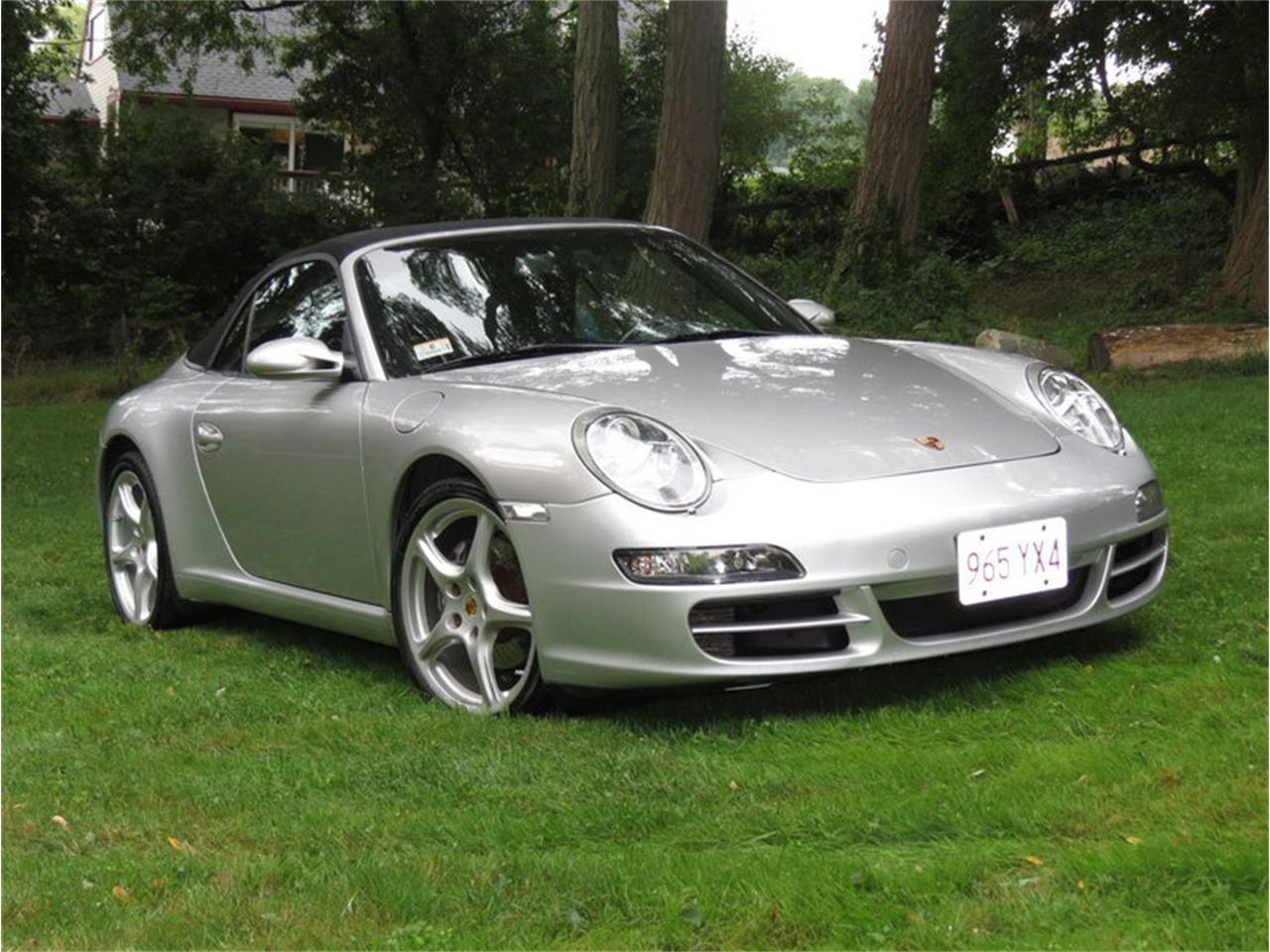 Large Picture of 2005 911 Carrera located in Massachusetts - $29,950.00 Offered by Silverstone Motorcars - JD2Q