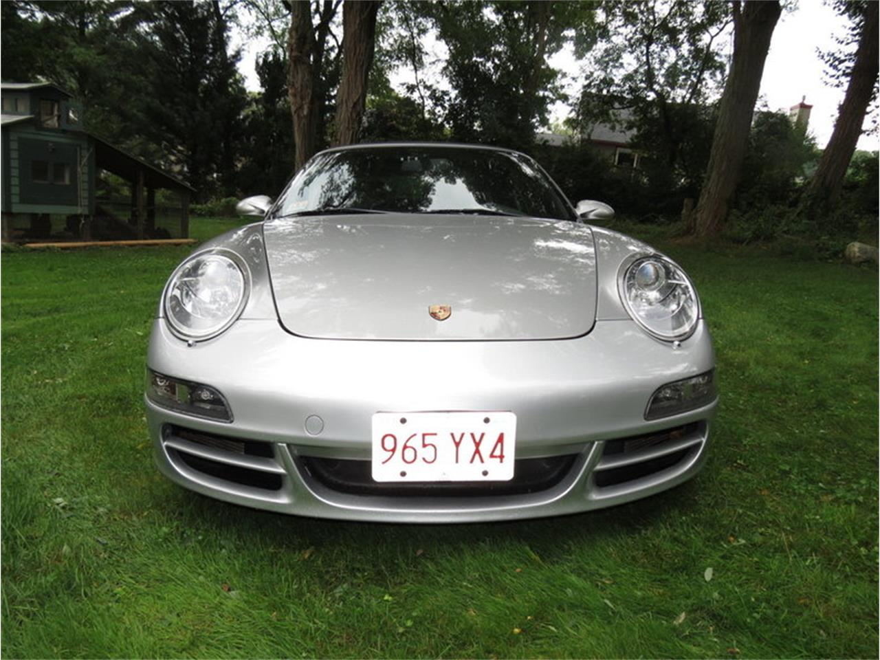 Large Picture of '05 Porsche 911 Carrera located in Massachusetts - JD2Q