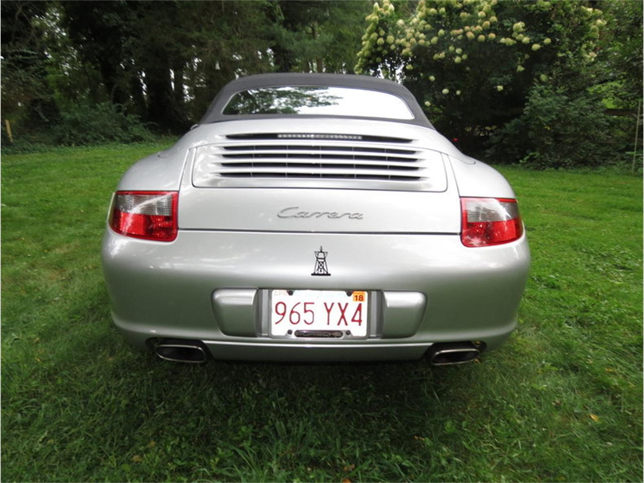 Large Picture of '05 Porsche 911 Carrera located in North Andover Massachusetts - JD2Q