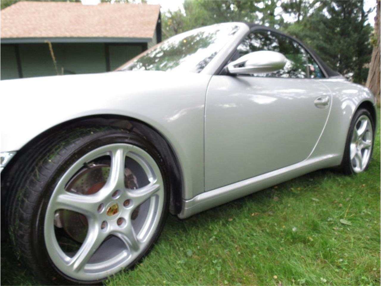 Large Picture of '05 Porsche 911 Carrera located in North Andover Massachusetts Offered by Silverstone Motorcars - JD2Q