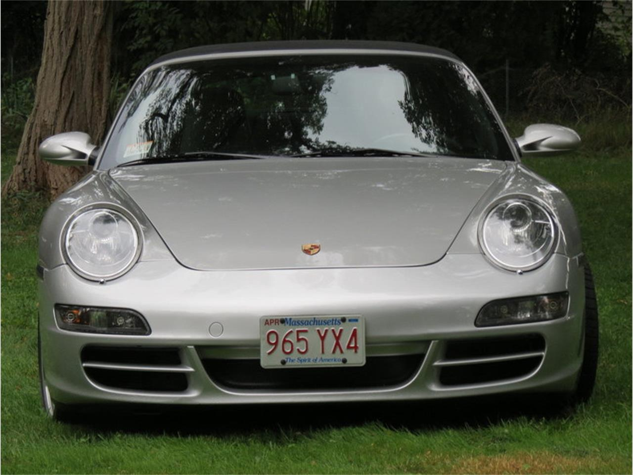 Large Picture of 2005 911 Carrera located in North Andover Massachusetts - JD2Q