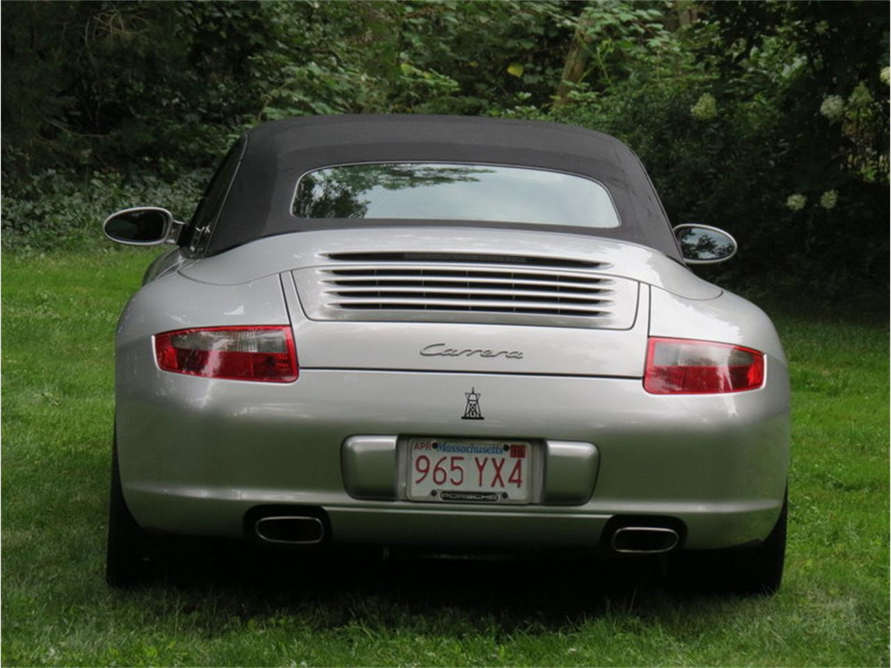 Large Picture of 2005 911 Carrera located in Massachusetts Offered by Silverstone Motorcars - JD2Q