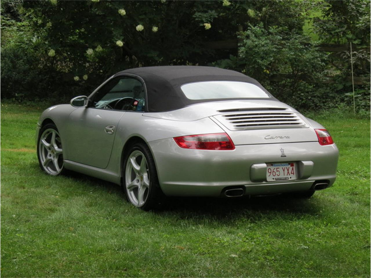 Large Picture of '05 Porsche 911 Carrera located in North Andover Massachusetts - $29,950.00 - JD2Q