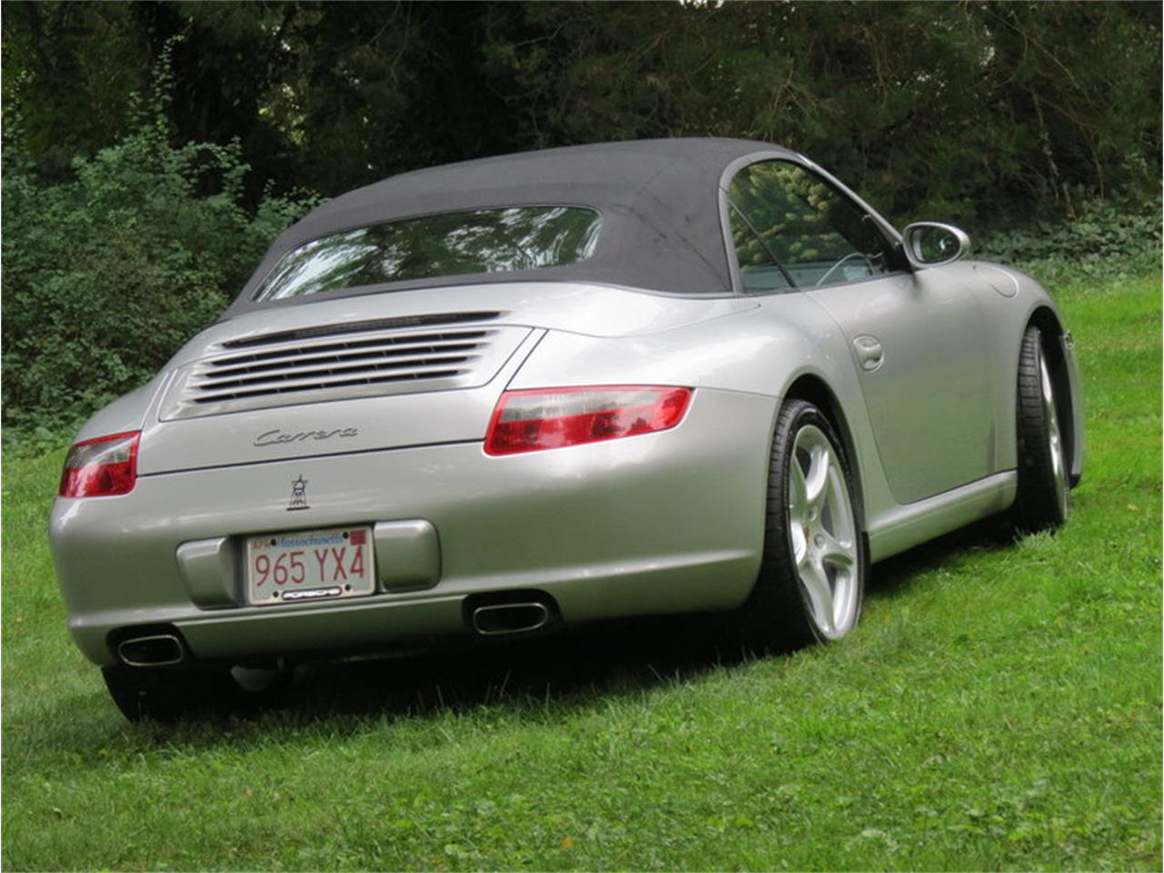 Large Picture of 2005 Porsche 911 Carrera Offered by Silverstone Motorcars - JD2Q