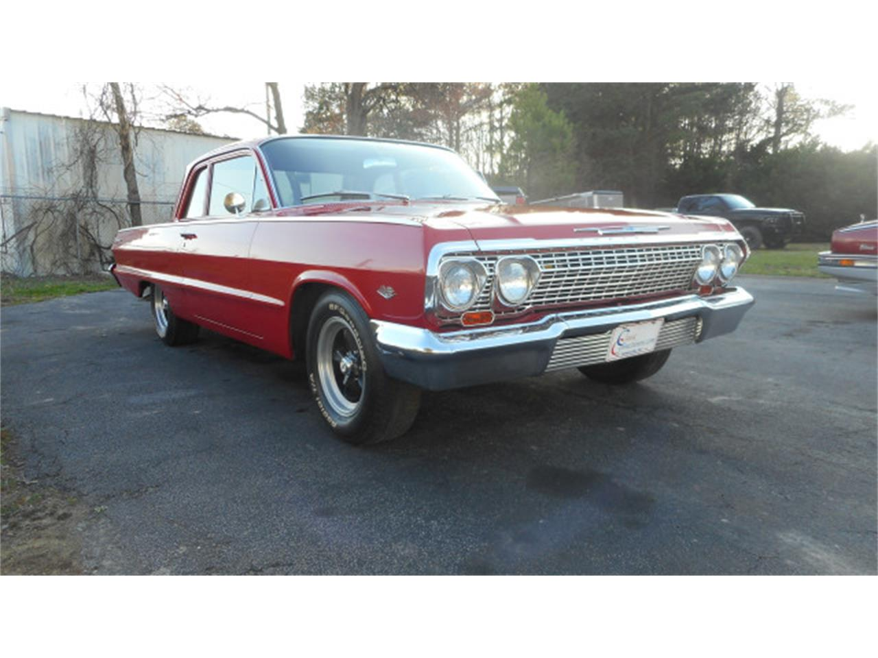 Large Picture of '63 Biscayne - JD3M