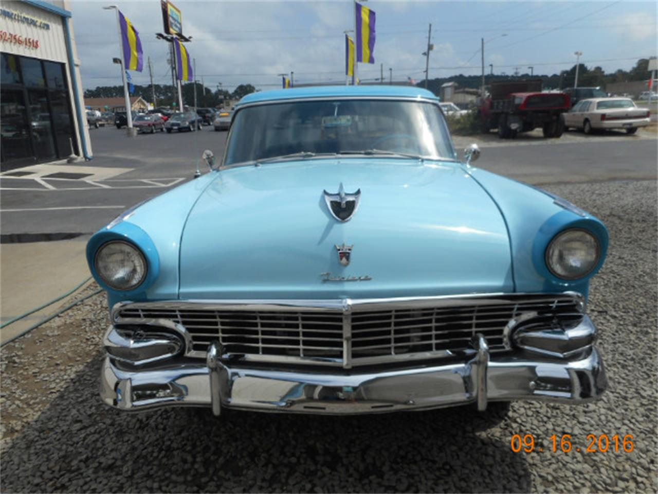 1956 Ford Fairlane For Sale Cc 903447 Wiring Diagram Sunliner Large Picture Of 56 Jd3r