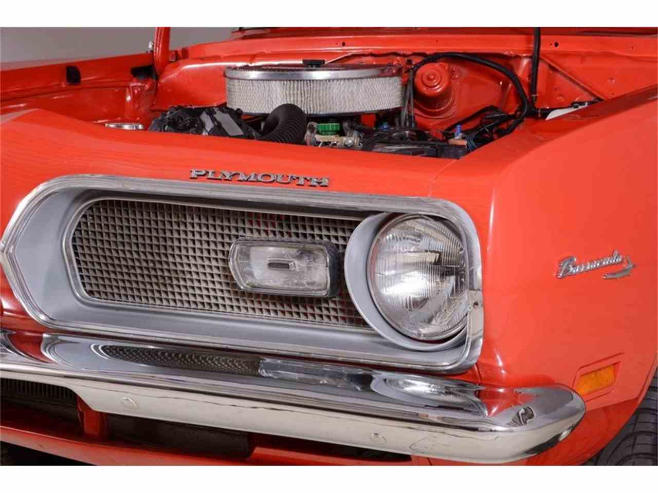 Large Picture of Classic 1969 Barracuda Offered by Volo Auto Museum - JD4X