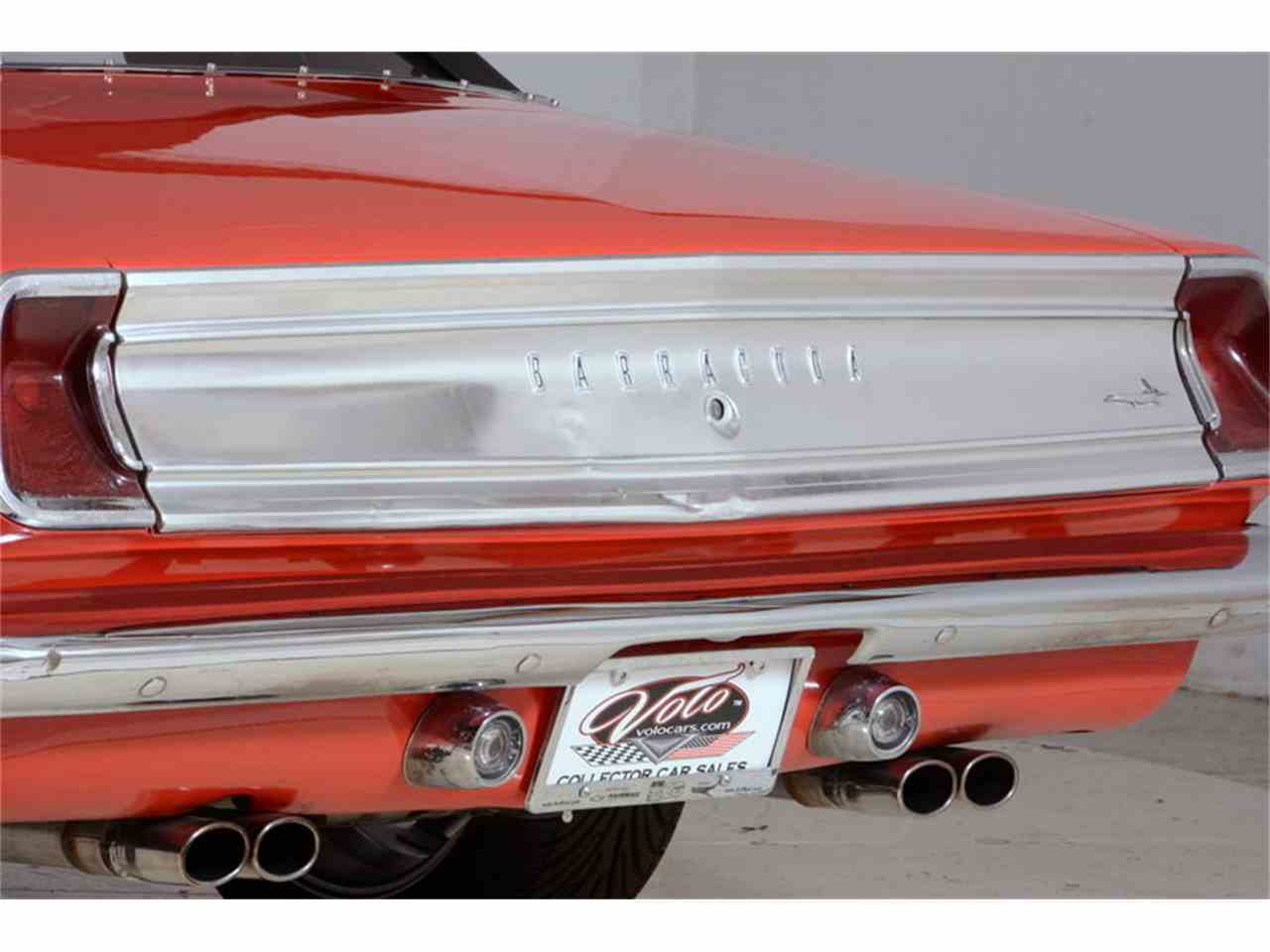 Large Picture of 1969 Barracuda located in Illinois - $28,998.00 - JD4X