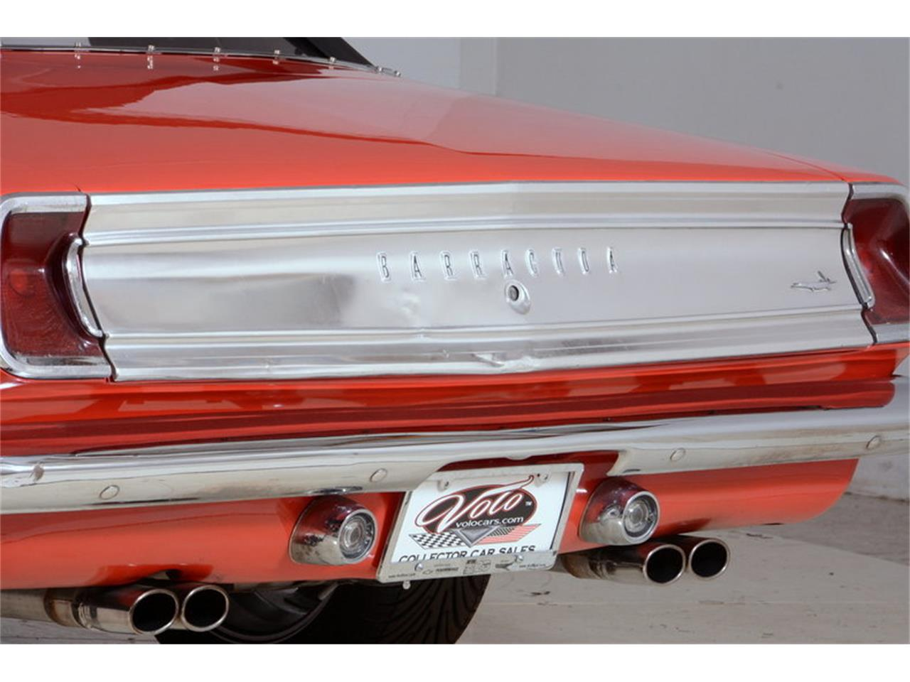 Large Picture of '69 Barracuda - JD4X