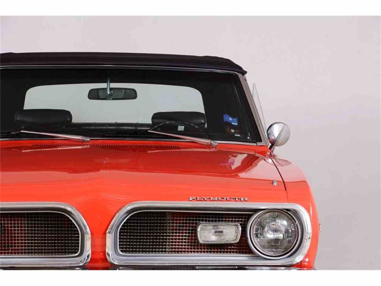 Large Picture of Classic '69 Plymouth Barracuda Offered by Volo Auto Museum - JD4X