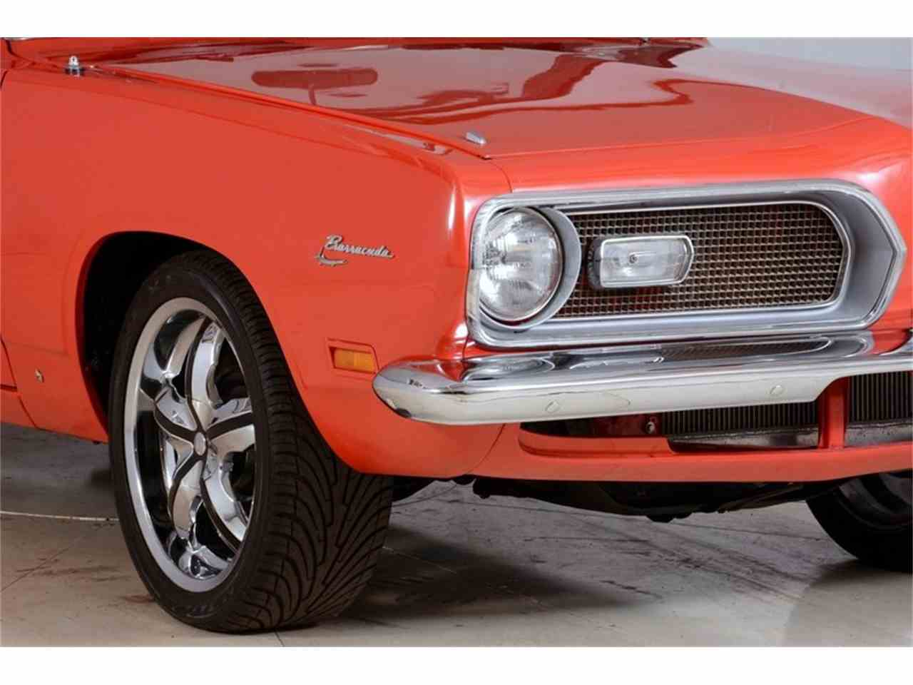 Large Picture of 1969 Plymouth Barracuda located in Illinois - JD4X