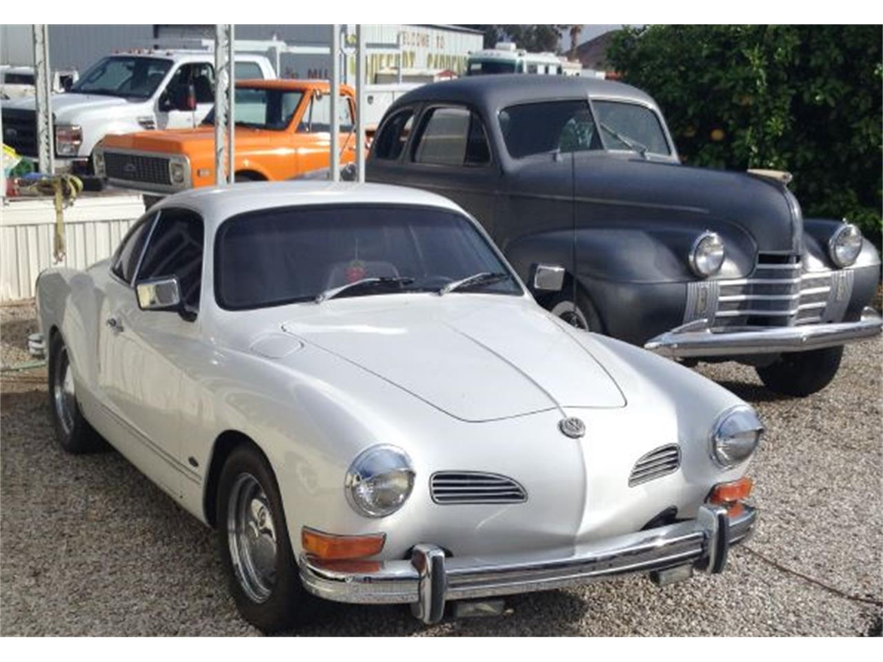 1973 Volkswagen Karmann Ghia For Sale Classiccars Com