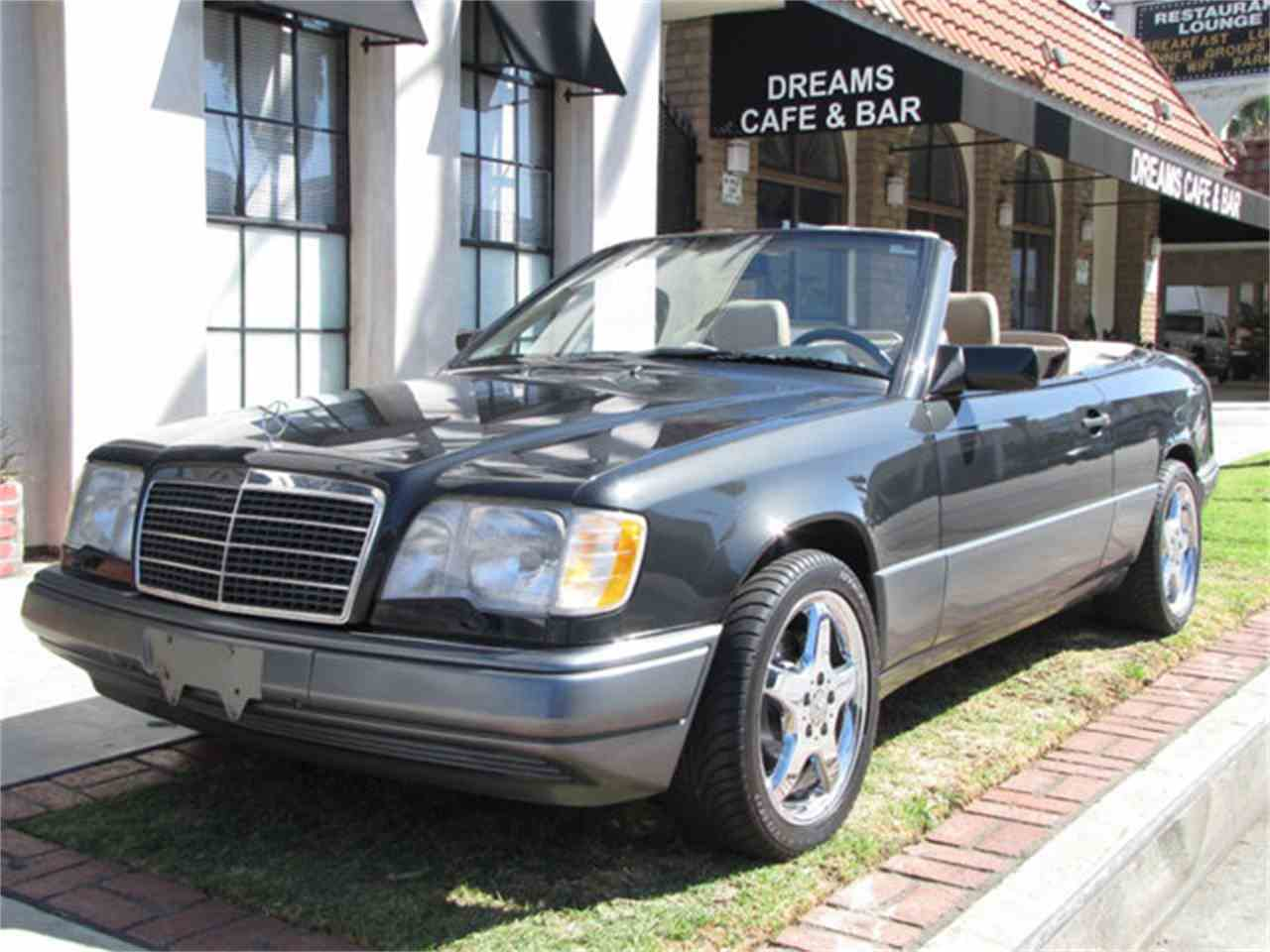 Large Picture of '95 E-Class - JD8W