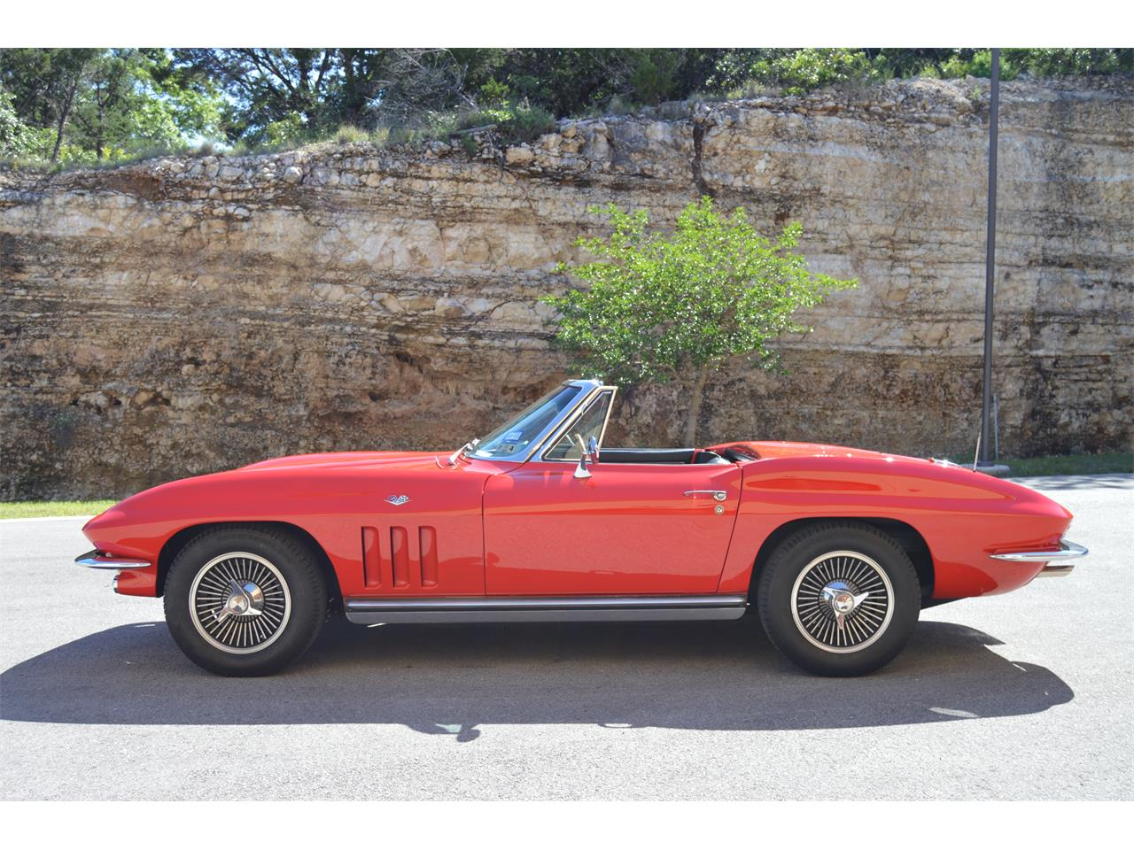 Large Picture of '65 Corvette - JDBL