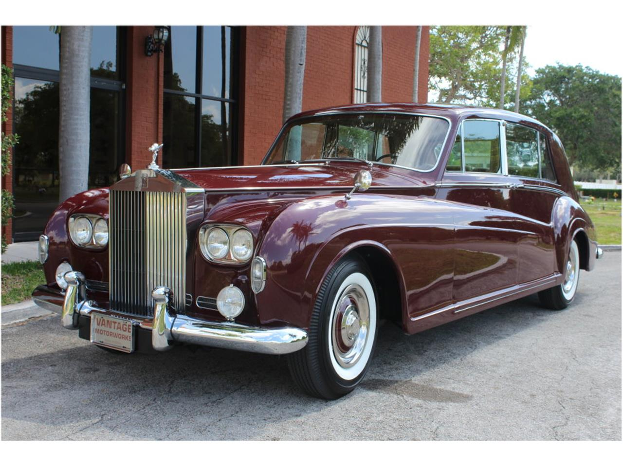 1966 rolls royce phantom for sale cc 903730. Black Bedroom Furniture Sets. Home Design Ideas