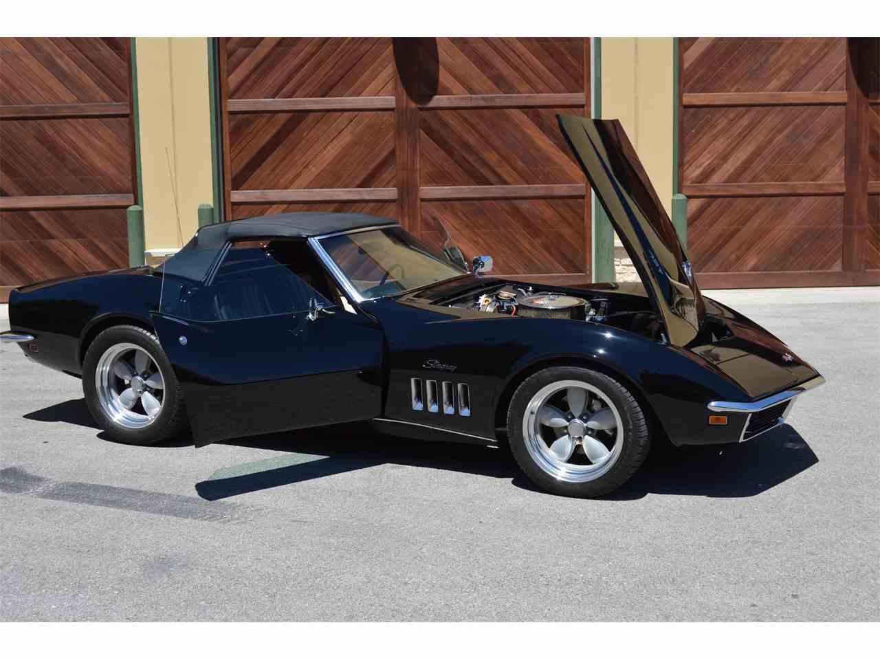 Large Picture of '69 Corvette - JDBN