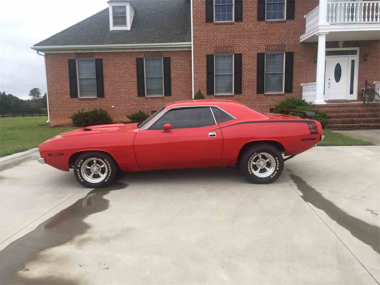 Large Picture of '70 Barracuda - JDBV