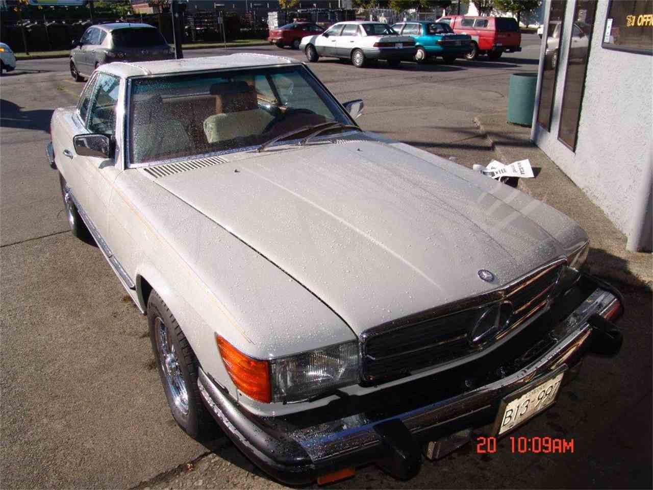 Large Picture of 1979 450SL located in British Columbia - JDH4