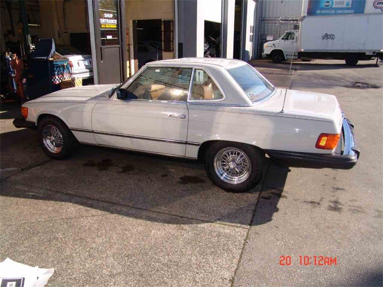 Large Picture of 1979 450SL - JDH4