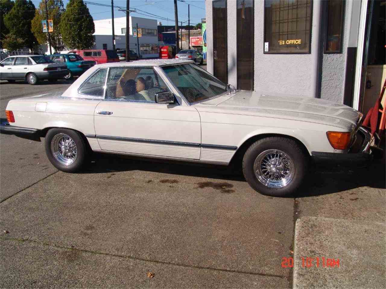 Large Picture of 1979 450SL located in British Columbia - $25,000.00 - JDH4