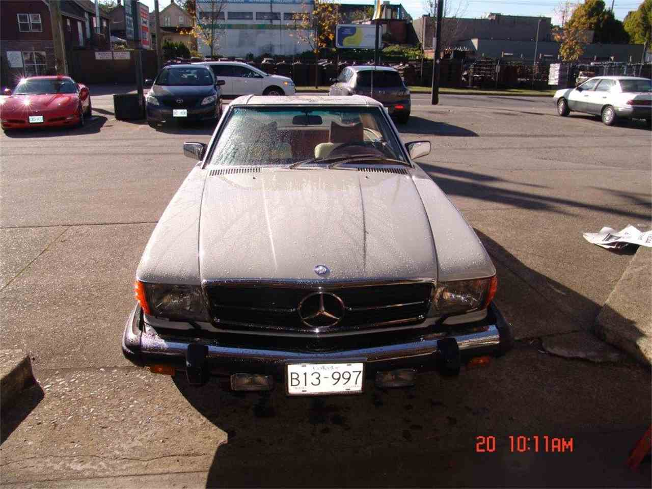 Large Picture of '79 450SL located in Vancouver British Columbia - $25,000.00 - JDH4
