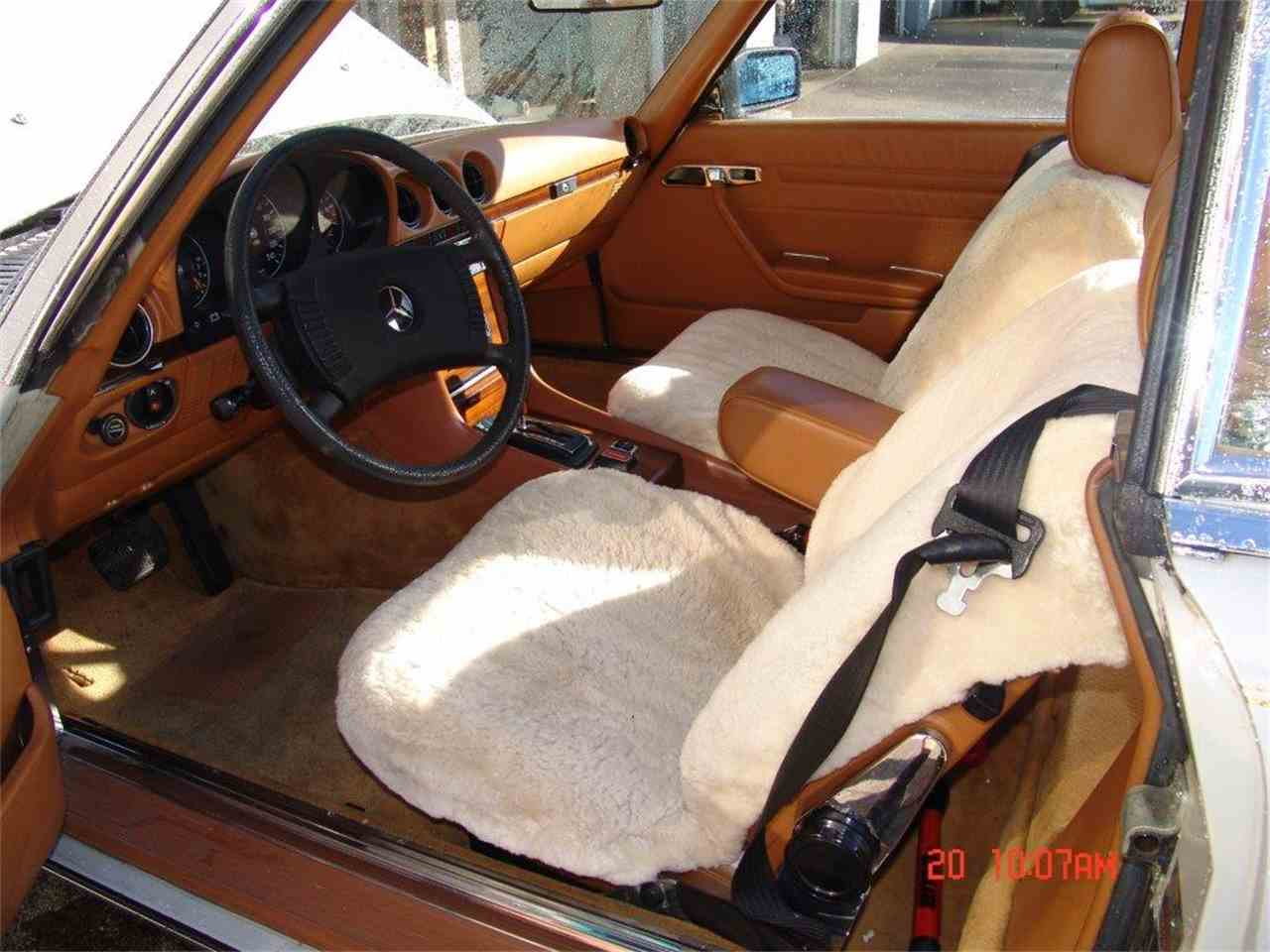 Large Picture of 1979 Mercedes-Benz 450SL - JDH4