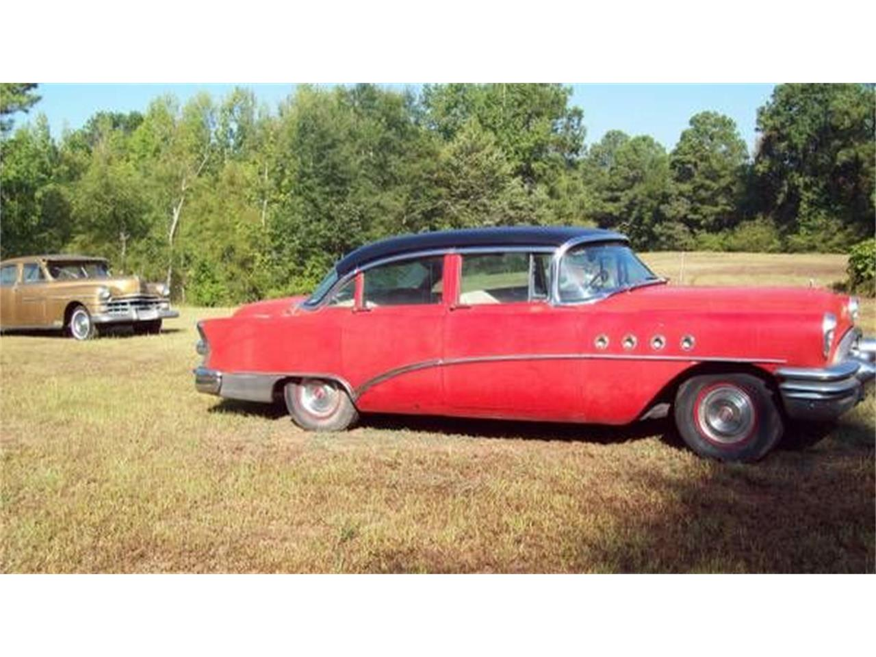 Large Picture of '55 Roadmaster - JDIL