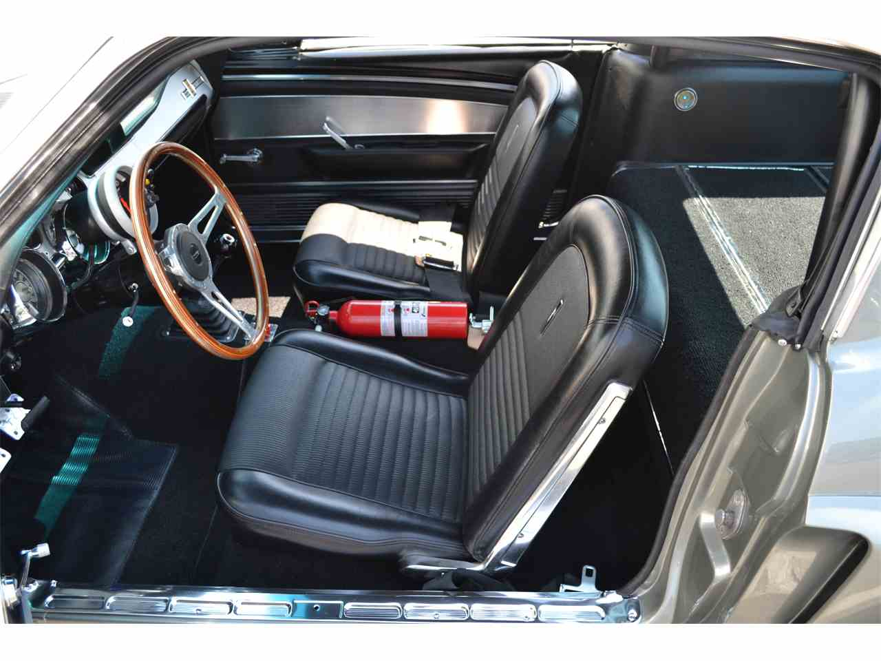 Large Picture of '68 Mustang - JAH4