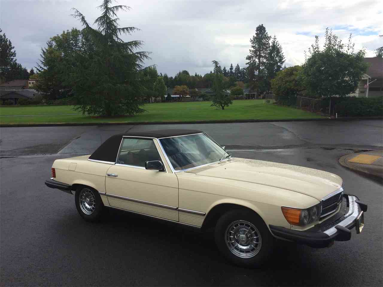 Large Picture of '79 450SL - JAH7
