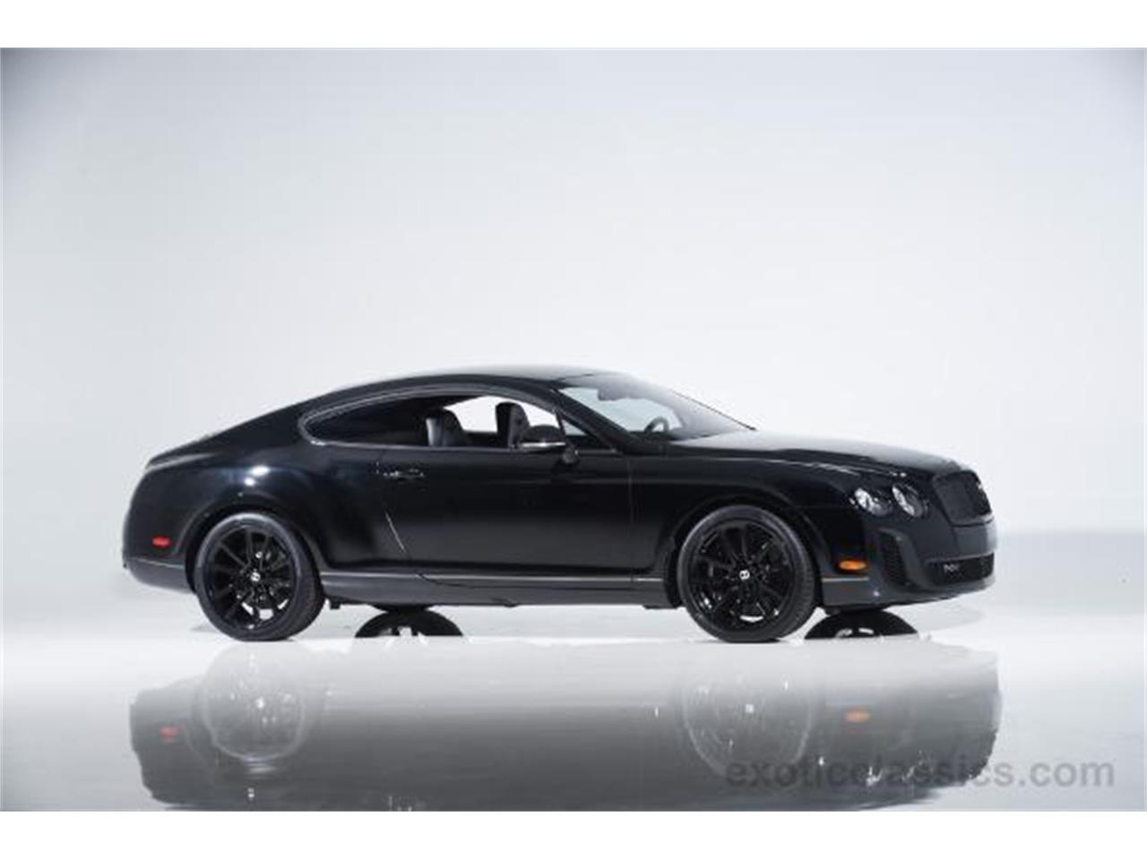 Large Picture of '10 Continental Supersports - JDUH