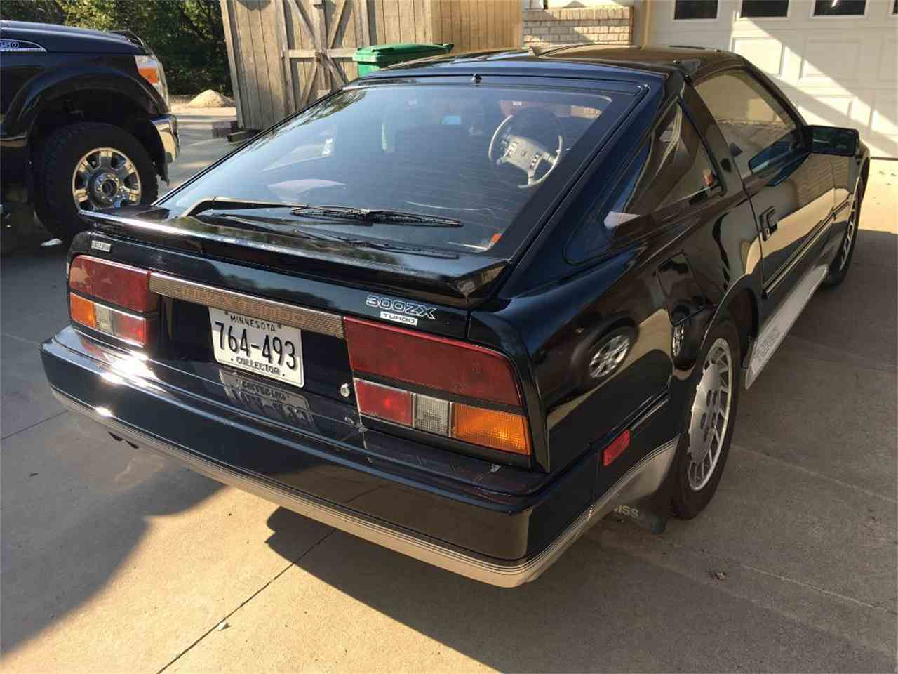 Large Picture of 1985 Nissan 300ZX TURBO NISSAN 300ZX TURBO located in Minnesota - JDUN