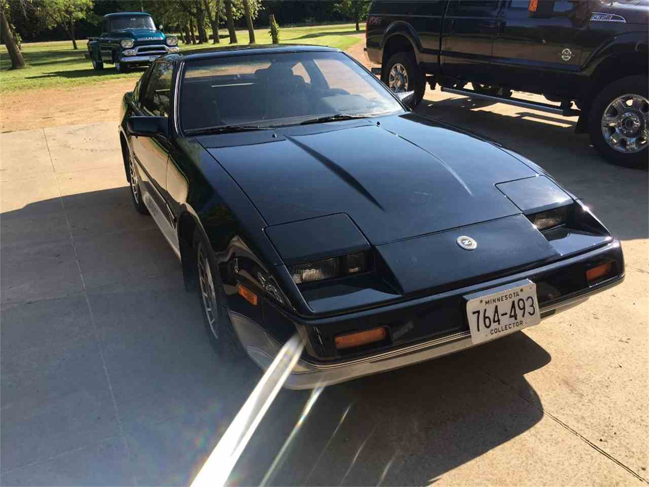 Large Picture of 1985 Nissan 300ZX TURBO NISSAN 300ZX TURBO Offered by Classic Rides and Rods - JDUN
